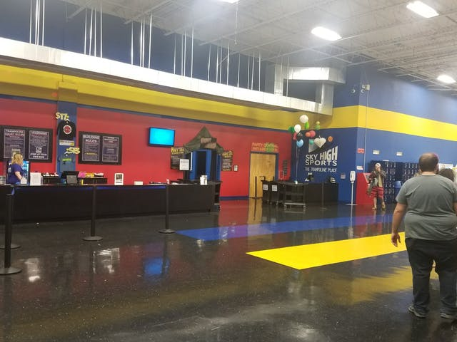 Stuck For Kids Birthday Party Ideas Then Look No Further Sky High Sports In Charlotte NC Is A Venue Like Other