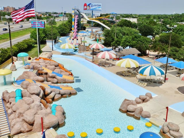 Stuck For Kids Birthday Party Ideas Then Look No Further Splashtown San Antonio Is A Venue Like Other